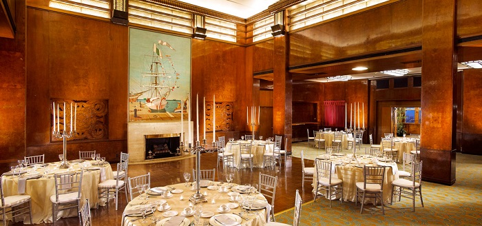 Queen Mary Restaurant