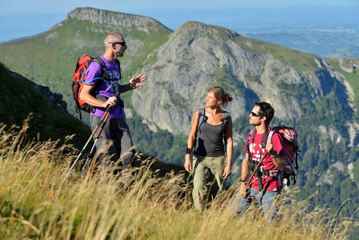 Rando Auvergne Guide