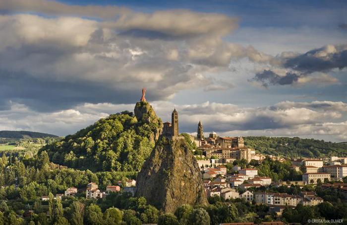 Rando Auvergne Puy en Velay