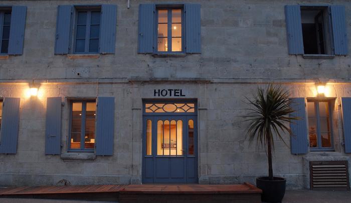 Rochefort Hotel