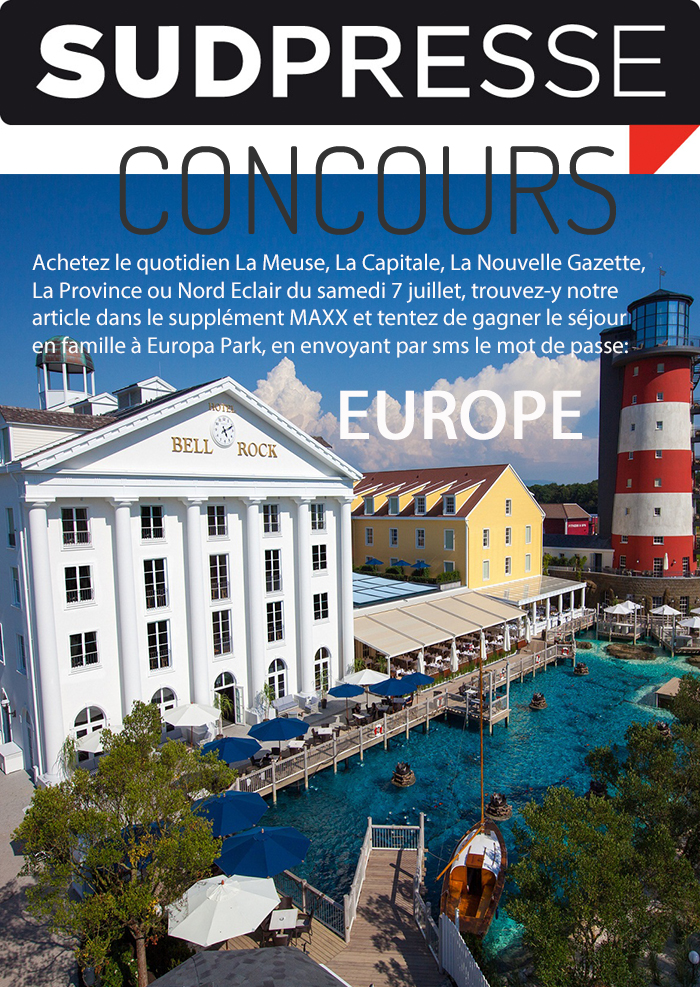 SP Concours Europa Park Page