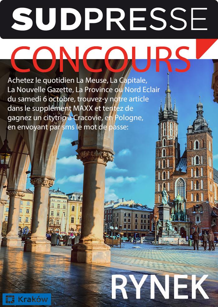 SP Concours Expairtours Cracovie