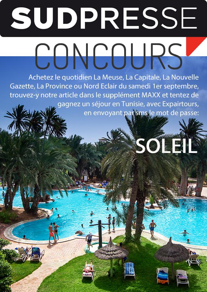 SP Concours Expairtours Tunisie