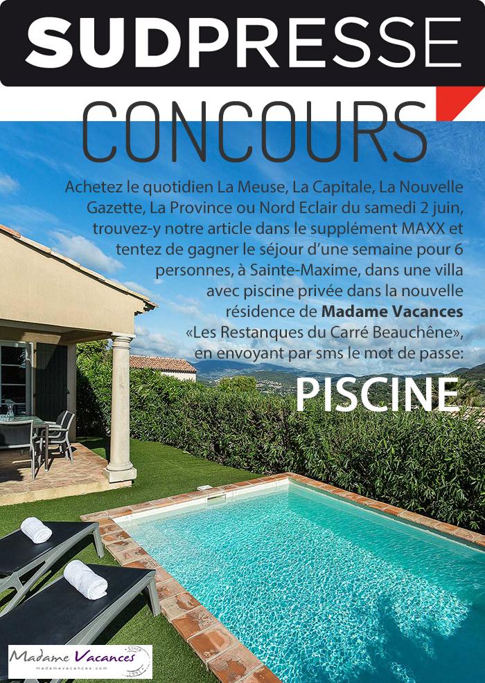 SP Concours Sainte Maxime Page