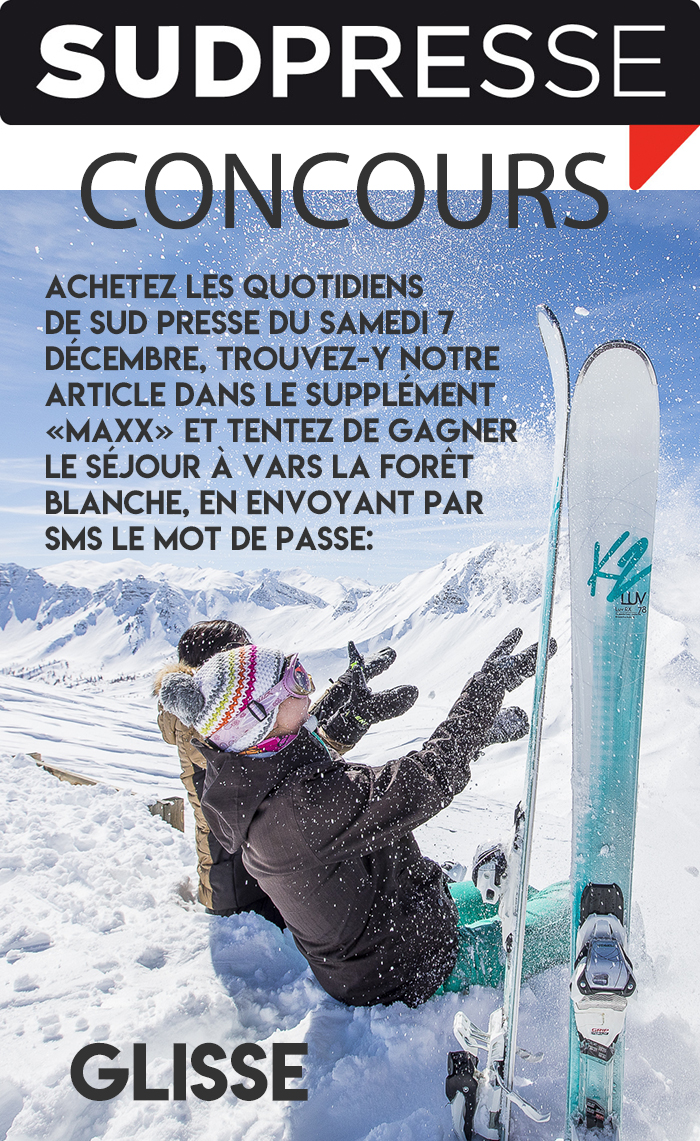 SP Concours VARS Page