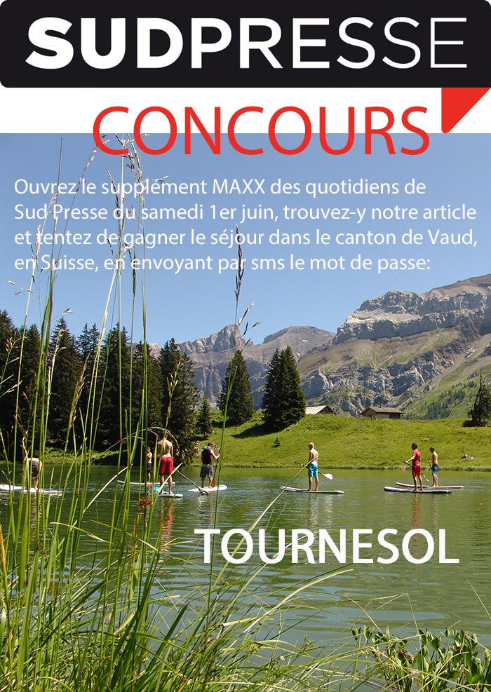 SP Concours Vaud Suisse Page