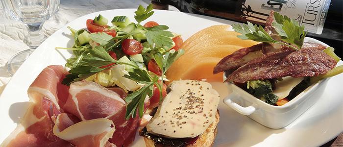 Sandaya Landes Gastronomie