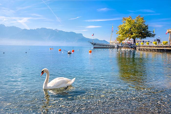 Suisse Canton Vaud ET