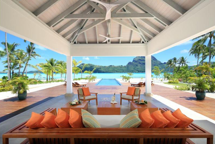 Tahiti Villa One