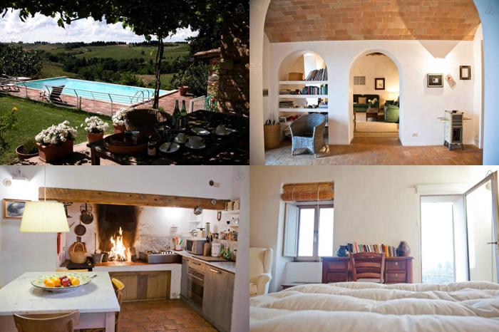 Troc Maison Toscane