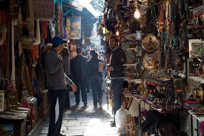 Tunisie Djerba Houmt Souk Medina