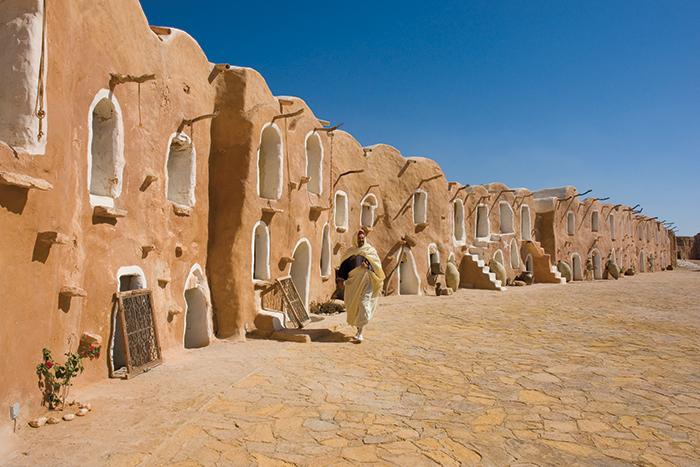 Tunisie ksour