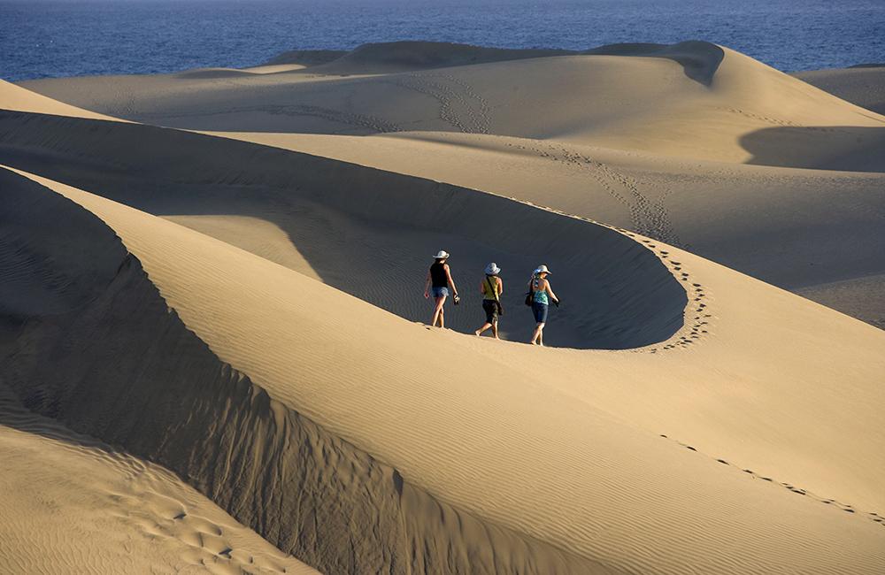 Vacances Canaries Dunes Maspalomas