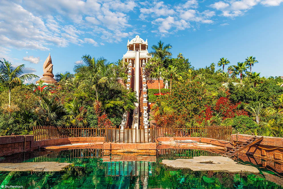 Vacances Canaries Siam Park