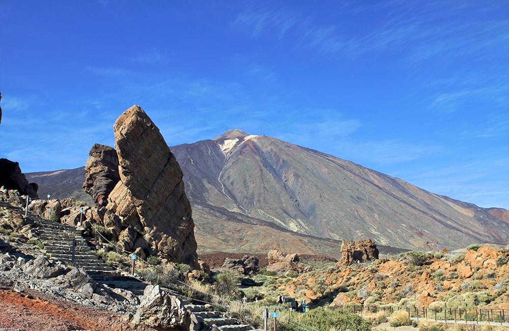 Vacances Canaries Teide