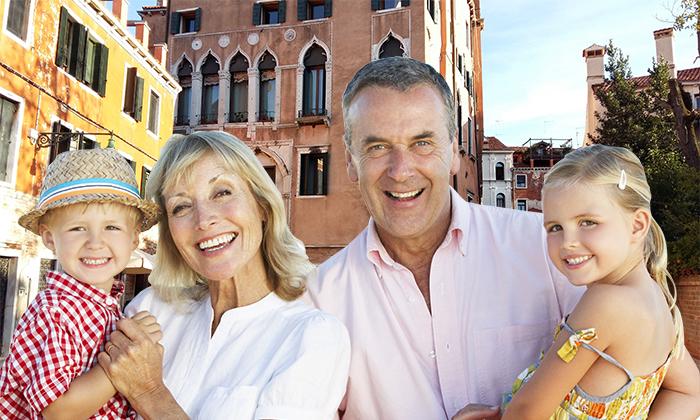 Venise Croisi Famille