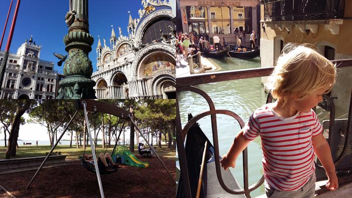 Venise Habitants