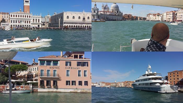 Venise Vue