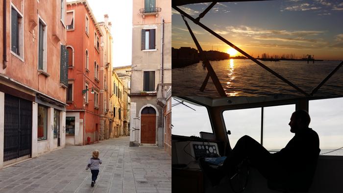 Venise unique