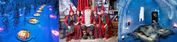 village pere noel finlande Finlande: Voyage insolite au pays du Père Noël village pere noel finlande