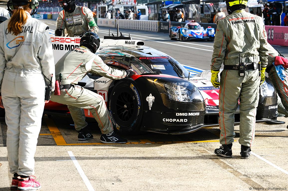 Visite Le Mans Circuit