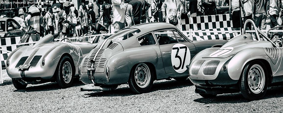 Visite Le Mans Porsche