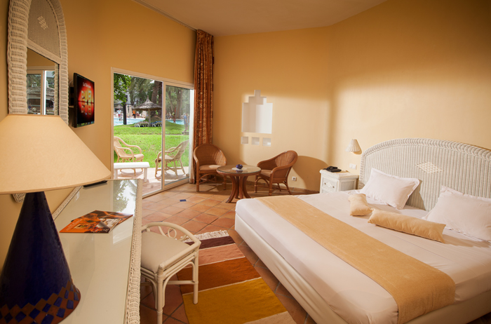chambre hotel tunisie