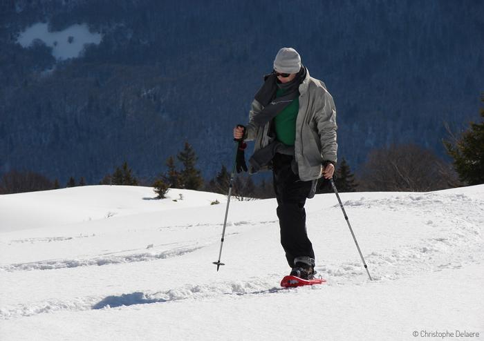Alpes Raquettes