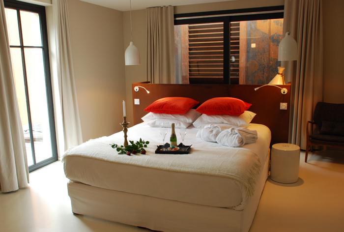 Aude Noel Carcassonne Chambre