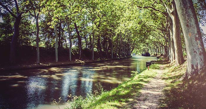 Castelnaudary Canal