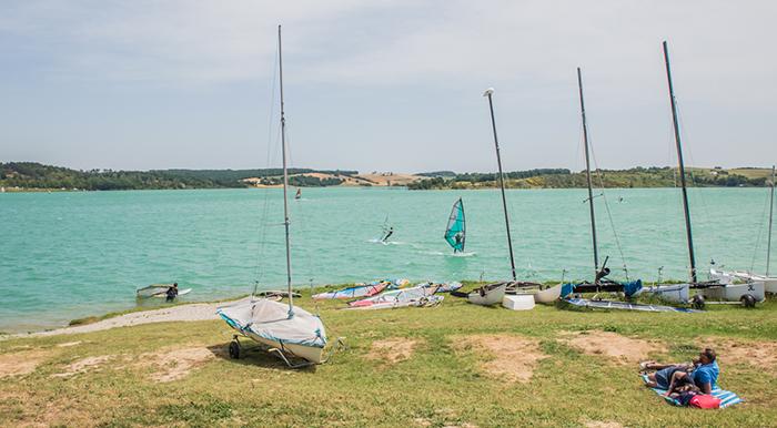 Castelnaudary Lac