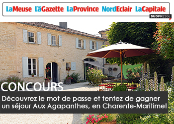 Concours Sud Presse V Agapanthes