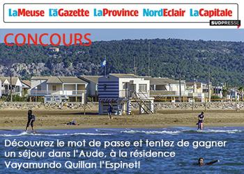 Concours Sud Presse V Aude