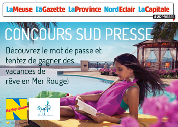 Concours Sud Presse V Modele Egypte 2016