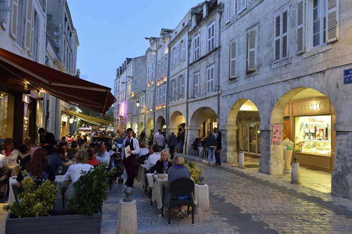 La Rochelle Terrasses