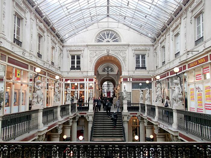 Nantes Pommeraye