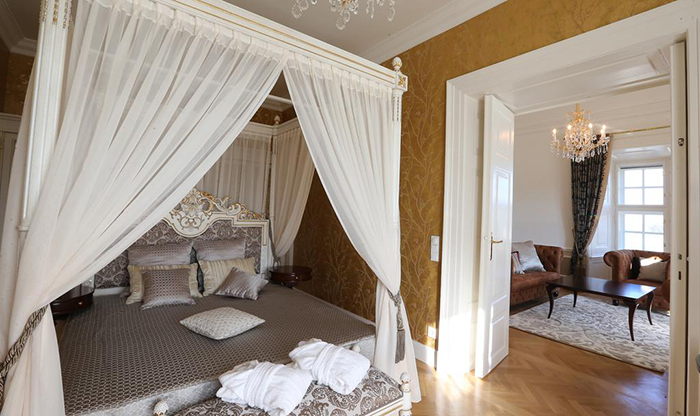 Schonbrunn Chambre