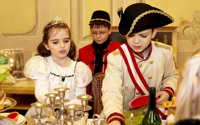 Schonbrunn Enfants