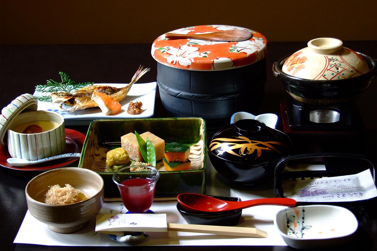 Voyage Japon Cuisine