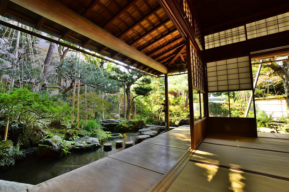 Voyage Japon Samouraï Maison