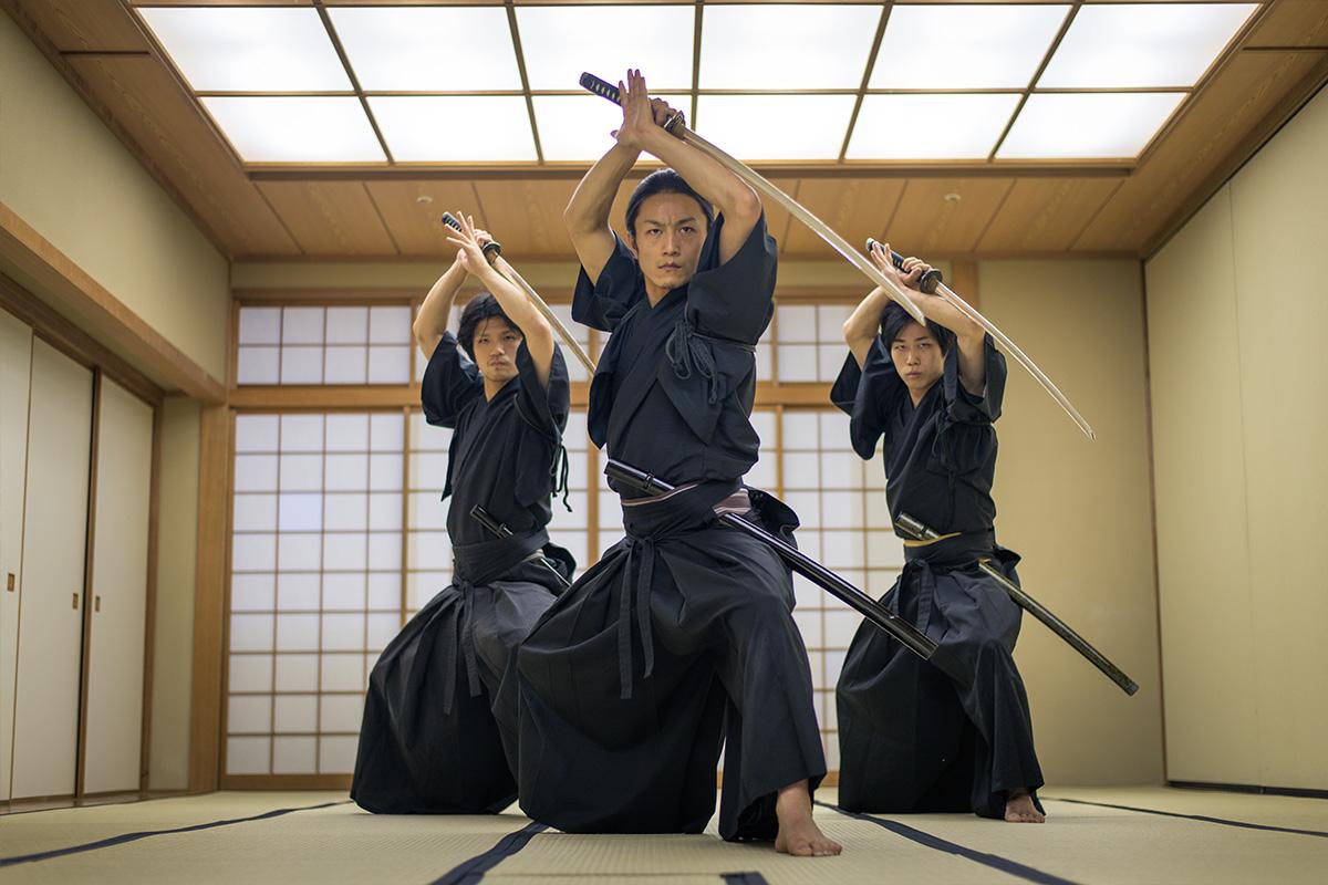 Voyage Japon Samouraïs