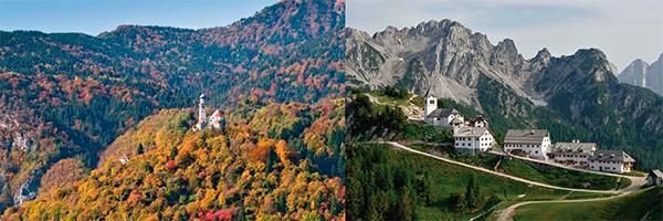 région italie nord