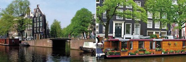 Bons plans logements et visites insolites pour un citytrip amsterdam - Logement insolite amsterdam ...