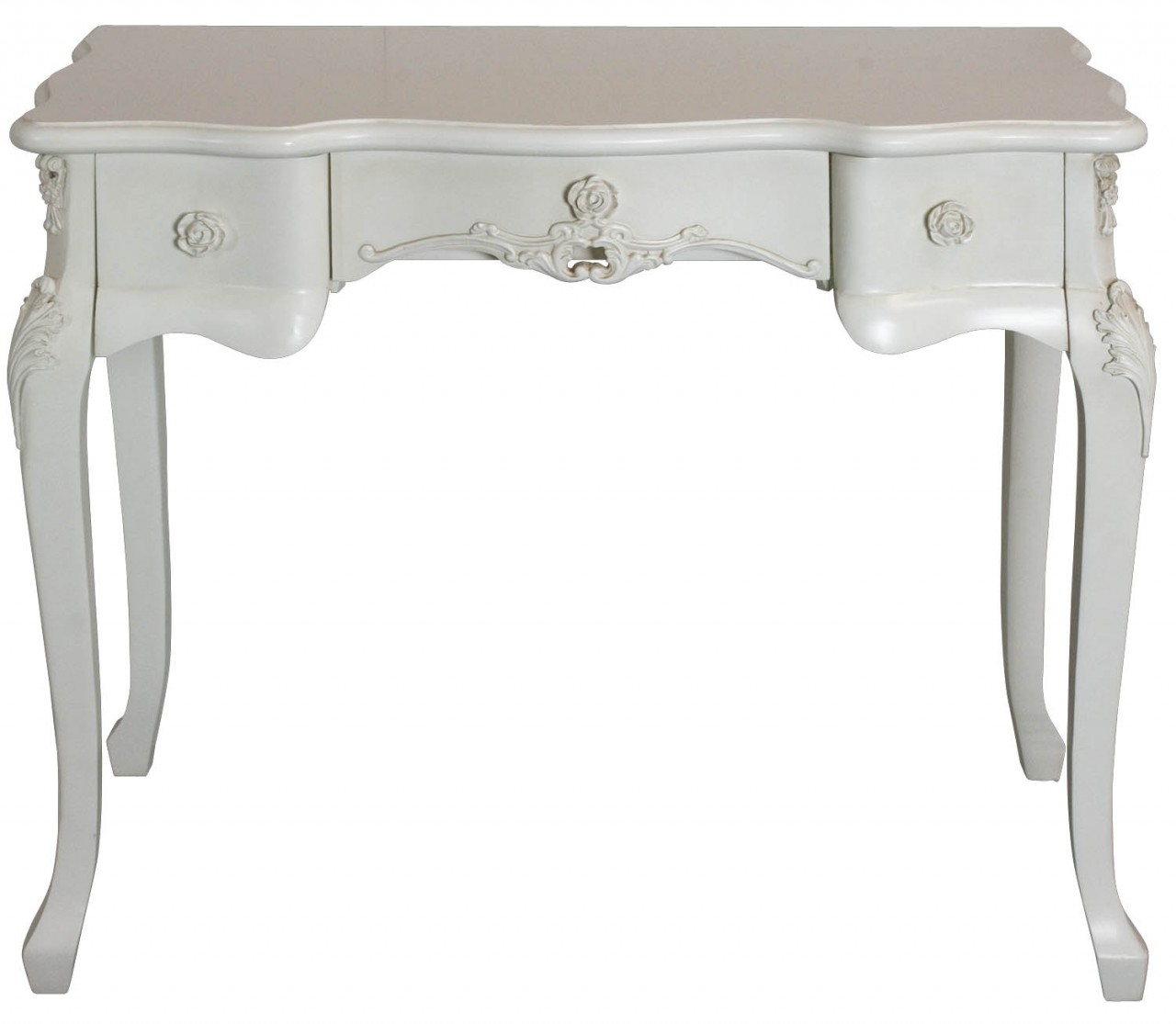 Rose dressing table with mirror stool greens home and for Home furniture dressing table