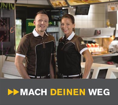 staff required in mcdonalds nationwide germany 450 euro job study and life in germany. Black Bedroom Furniture Sets. Home Design Ideas