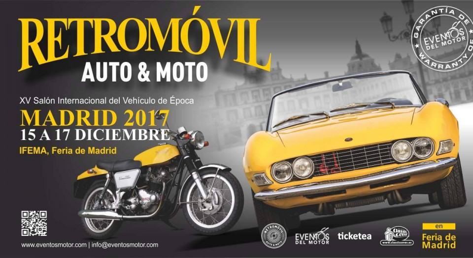 RETROMOVIL AUTO & MOTO MADRID