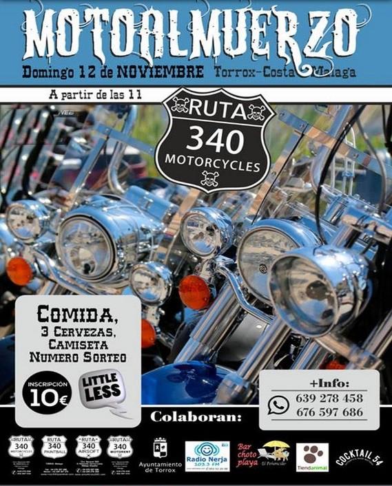 MOTOALMUERZO RUTA 340