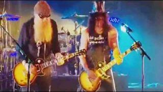 SLASH / ZZ TOP - La Grange (Live)