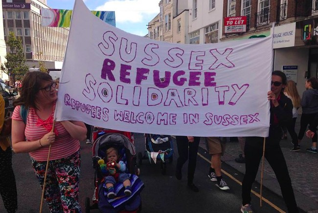 Sussex Refugee Solidarity
