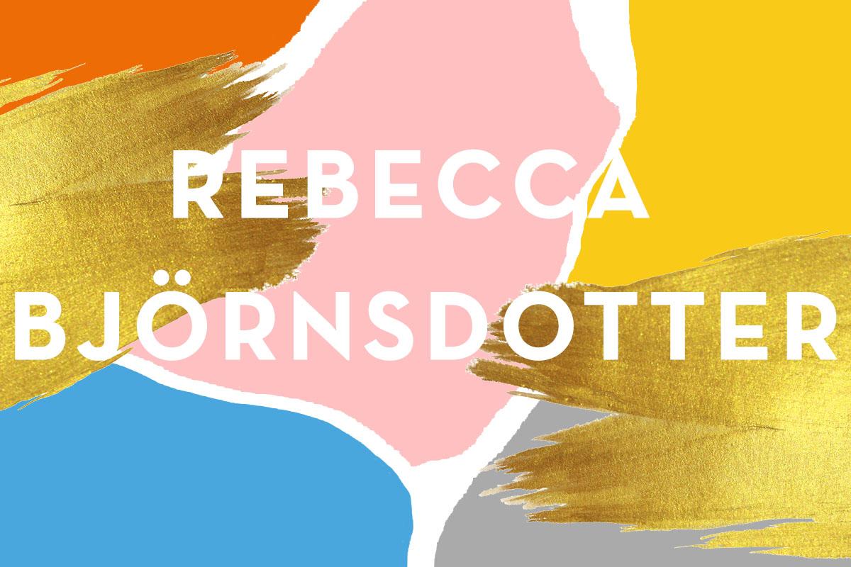 Rebecca Björnsdotter